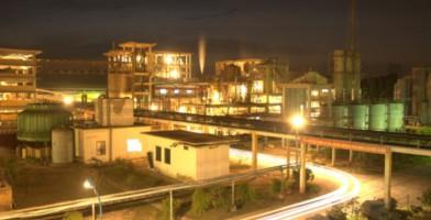 Nhà máy kẽm điện phân Thái Nguyên – TP. Sông Công – Tỉnh Thái Nguyên.