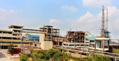 Nhà máy kẽm điện phân Thái Nguyên