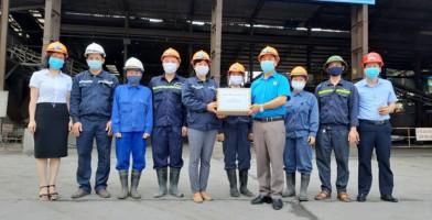"""Các hoạt động hưởng ứng """"Tháng Công nhân"""" và """"Tháng hành động về an toàn – vệ sinh lao động """" năm 2021  tại Công ty CP kim loại màu Thái Nguyên – Vimico"""